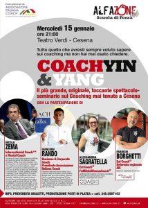 CoachYin & Yang Teatro Verdi Cesena